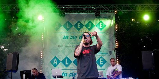 hip hop pasek