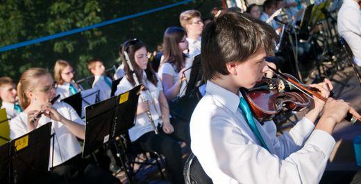 pasek orkiestra
