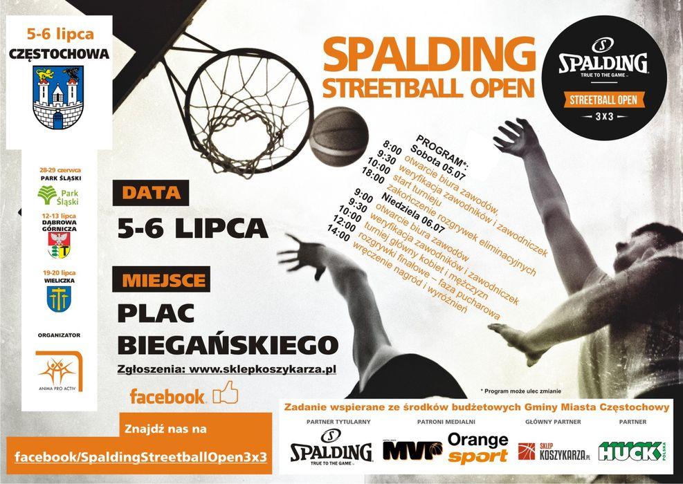 plakat Spalding Cze-wa