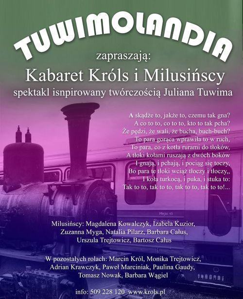 plakat Tuwimolandia