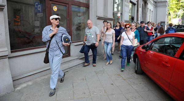 wycieczka zSętowskim 23.05.16