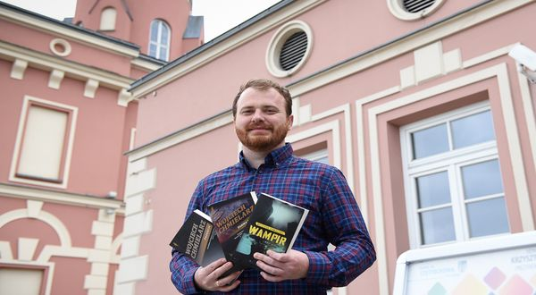 Wojciech Chmielarz 20.06.16