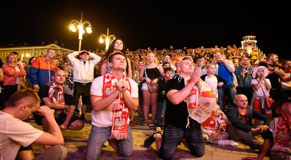 Polska - Portugalia 30.06.16