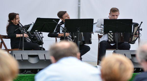 Trio akordeonowe 03.07.16