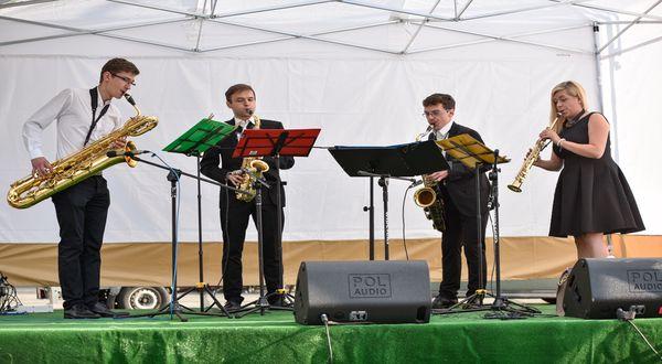 Ulla Saxophone Quartet 17.07.16