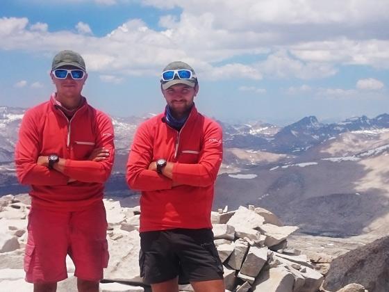 Pacific Crest Trail 2016 - Grzegorz Ozimiński - Maciej Stromczyński