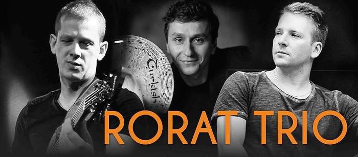 Muzyczne podróże zMichałem Roratem /Rorat Trio/