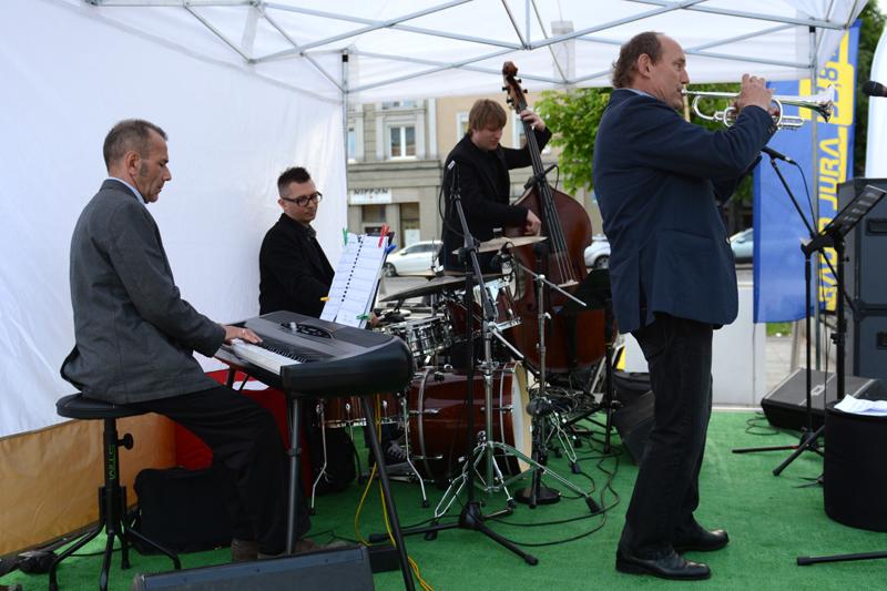 Jazz Tradycyjny – Tador Four